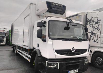 Renault Premium – chłodnia