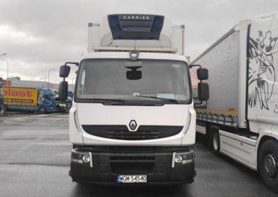 Renault Premium chłodnia 1a